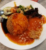 Green Castle Cafe Vegetarian Restaurant (绿。潮) Klang Experience 13