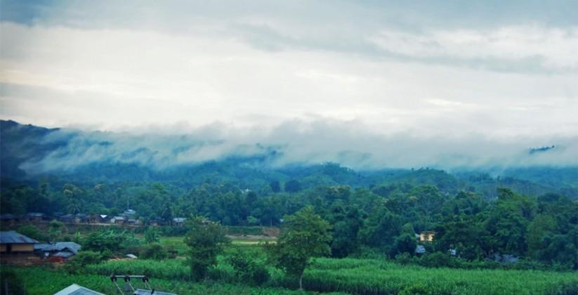 Khagrachari_countryside