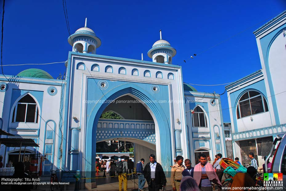 Shrine of Hazrat Shah Jalal (R) - Isshh.com - Search your ...